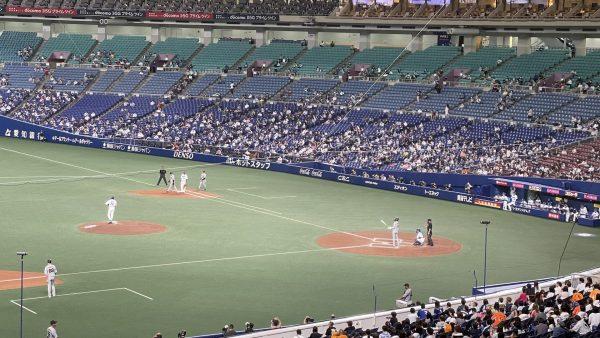 野球観戦ツアー